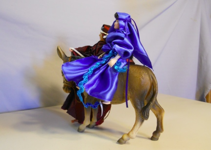 Breyer's Mary & Joseph Donkey