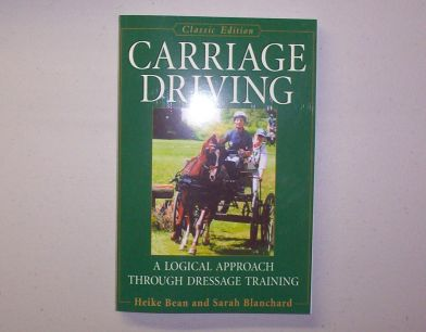 Book - Carriage Driving